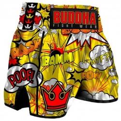 Baam AM muay thai pants