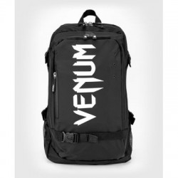 Venum challenger pro backpack Black white