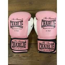 Bat Kids Pink Boxing Gloves