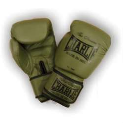 Charlie boxing gloves army green