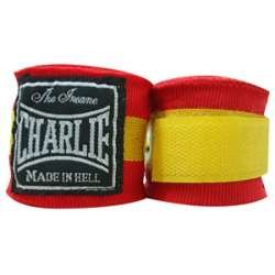 Boxing bandages Charlie Spain