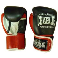 Charlie boxing gloves air cool tricolor