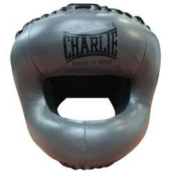Charlie boxing headguards bar M grafito