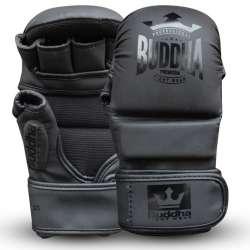 Buddha MMA gloves sparring (black)