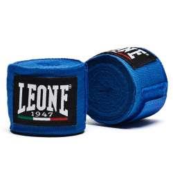 Leone boxing hand wraps (blue)