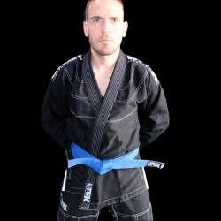 Utuk BJJ kimono kimura (black)