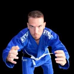 Utuk BJJ kimono kimura (blue)