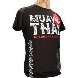 Buddha muay thai T-shirt fighter