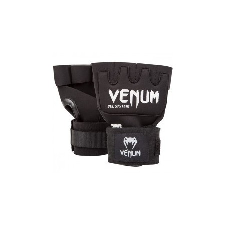 Gel Kontact Glove wraps black