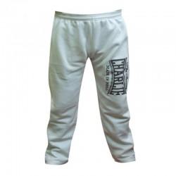 Charlie white cotton pants