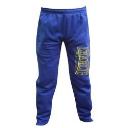 Charlie blue cotton pants