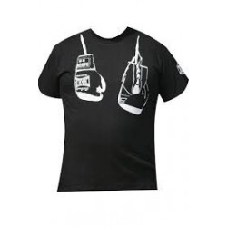 Charlie guantes t-shirt