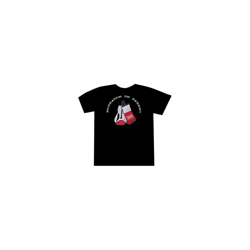 Charlie boxeador barrio t-shirt