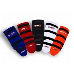 NKL Ares kick boxing shin guards