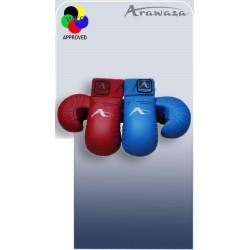 Arawaza Karate Gloves Blue