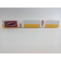 Nkl yellow white belt