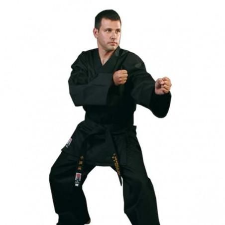 Daedo black kimono + white belt
