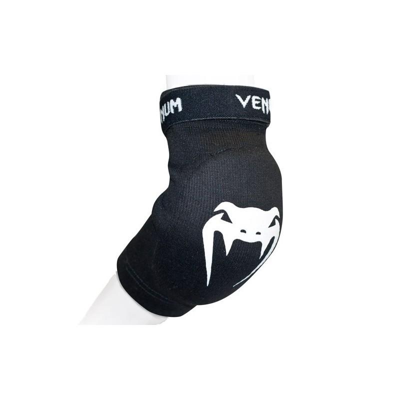 Venum Kontact elbow pads black