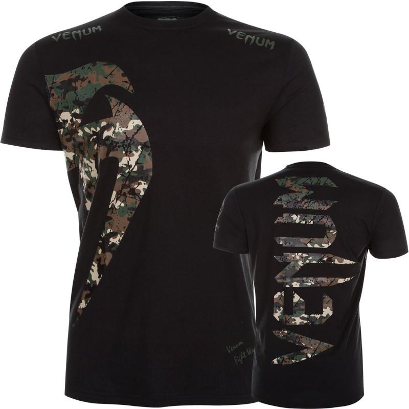 Venum Original Giant Jungle Camo/blat t-shirt