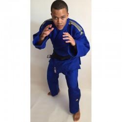 Judogui Adidas Champion II blanco IJF 2015