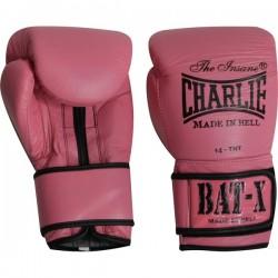 Charlie boxing gloves bat X (Pink)