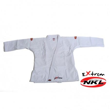 NKL noris extreme special Jiujitsu white kimono