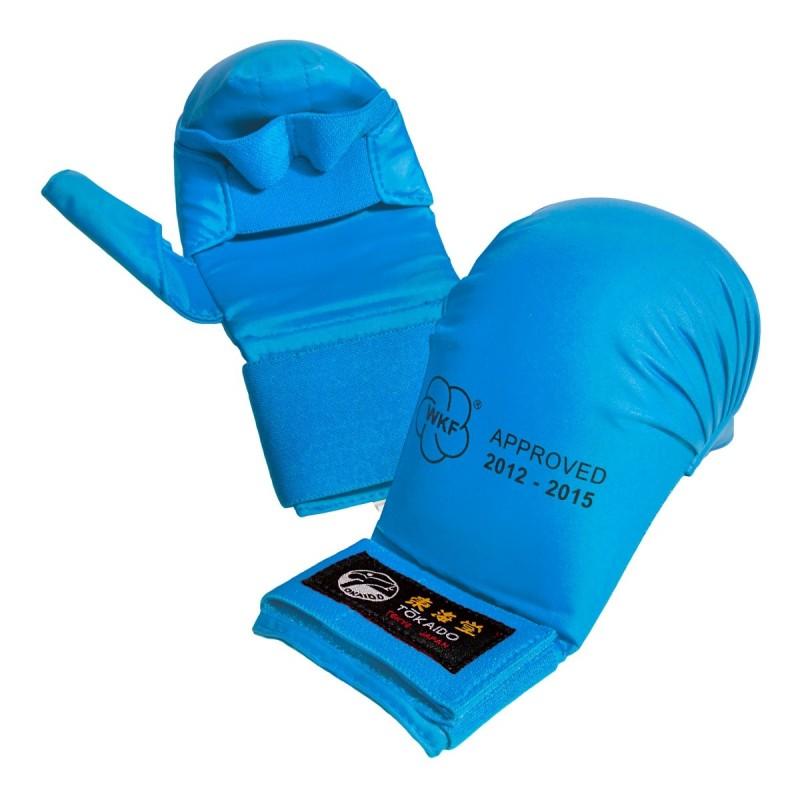 Tokaido Karate gloves blue
