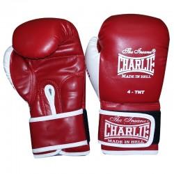 Charlie bad kid boxing gloves