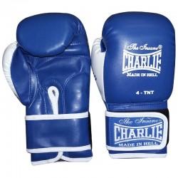 Charlie bat kid gloves blue