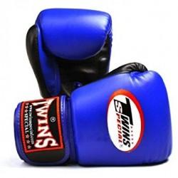 Twins boxing gloves BGVL 3 blue black