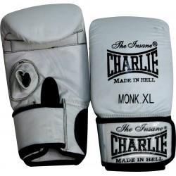 Charlie bag gloves monk (white)
