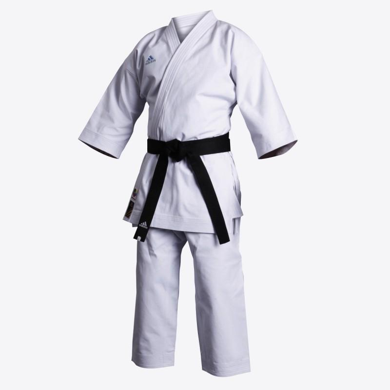 Adidas Karate champion kimono k460j white
