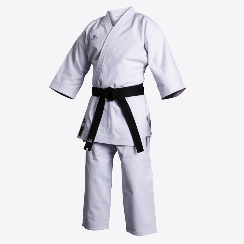 Paleto acampar Gallo  Adidas Karate champion kimono k460j white |Adidas fight store