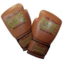 Charlie boxing gloves vintage