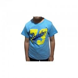Buddha Fly Blue Style t-shirt