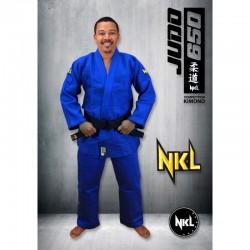 NKL Competition Judogi DS blue