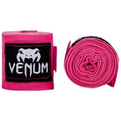 Venum Kontact Boxing handwraps 2.5m pink