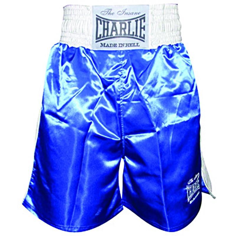 Charlie X Boxing shorts blue