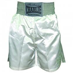 Charlie X Boxing gloves white