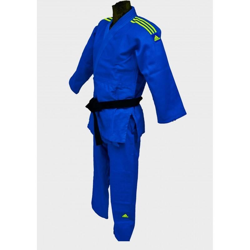 Judogi Adidas Contest blue