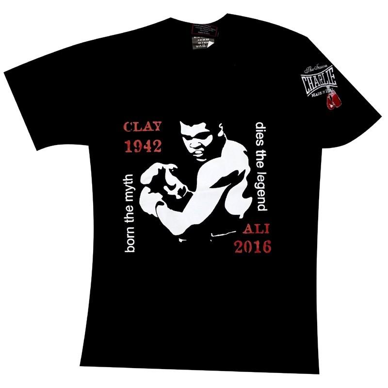 Charlie Ali 1942 t-shirt black