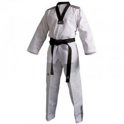 Adidas Adi-club II Taekwondo Dobok(black stripes)