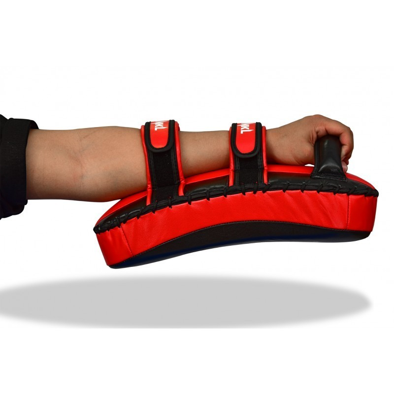 NKL classic curved muay thai paos