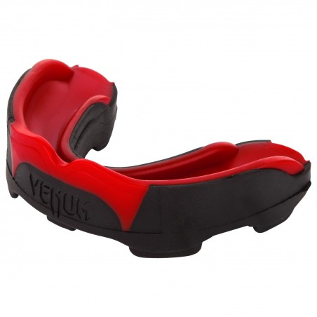 Venum predator gel mouthguard black red