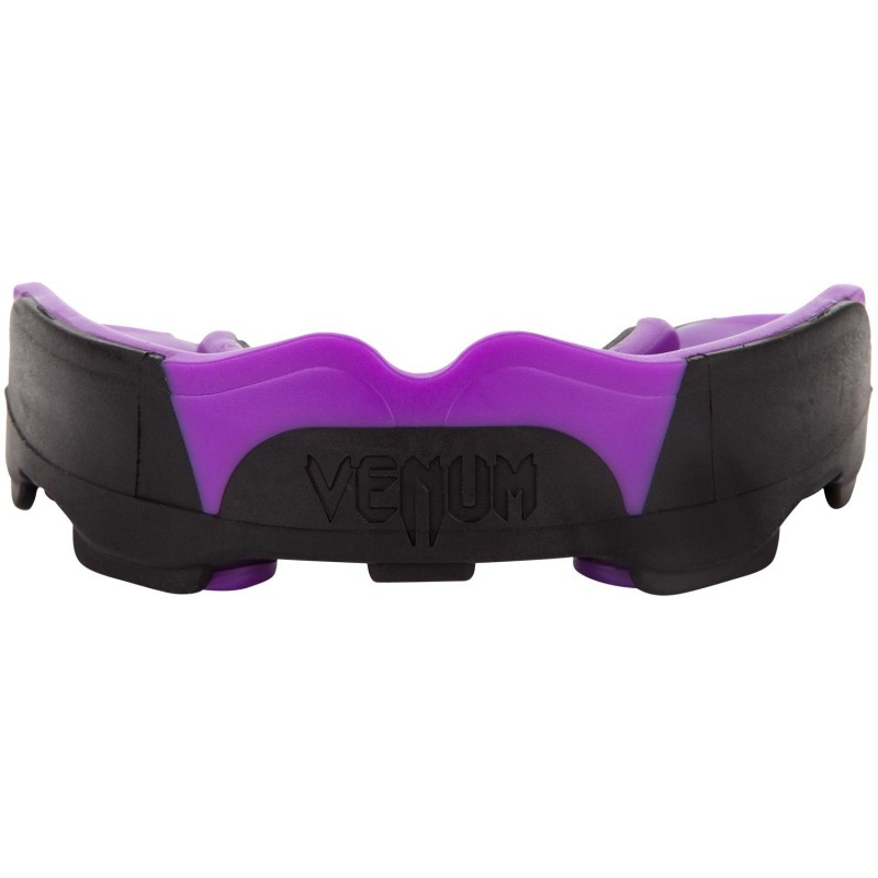 Venum predator gel mouthguard purple/black