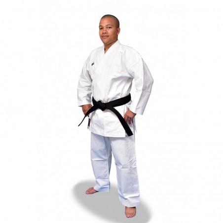 NKL training 8 oz karategi white +white belt included