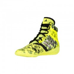 Adidas Flying Impact boxing boots yellow