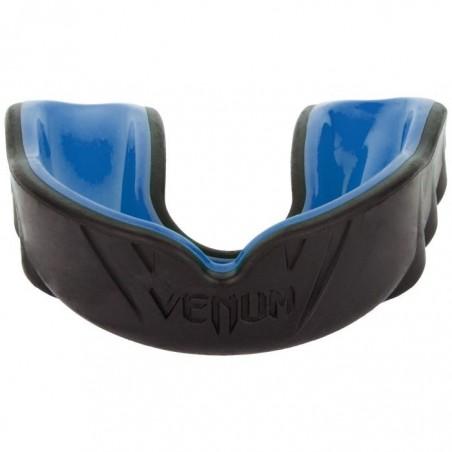 Venum Challenger mouth guard gel black/blue