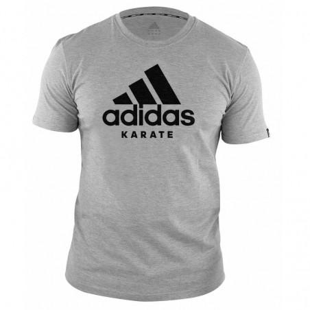 Adidas Karate t-shirt gray