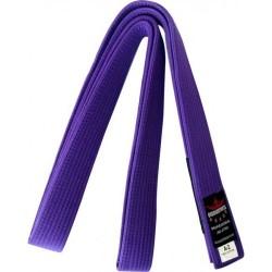 Buddha BJJ belt purple
